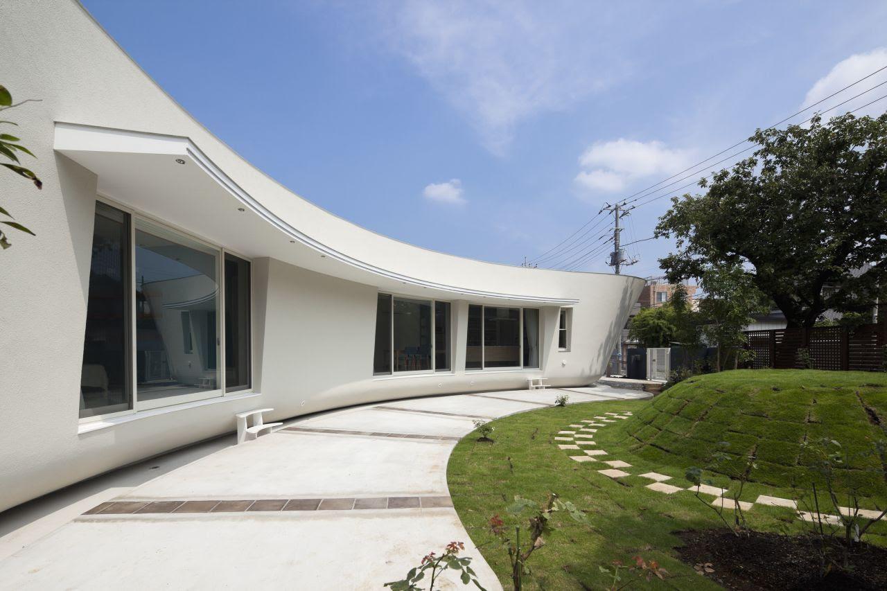 Дом Сайтама Япония11