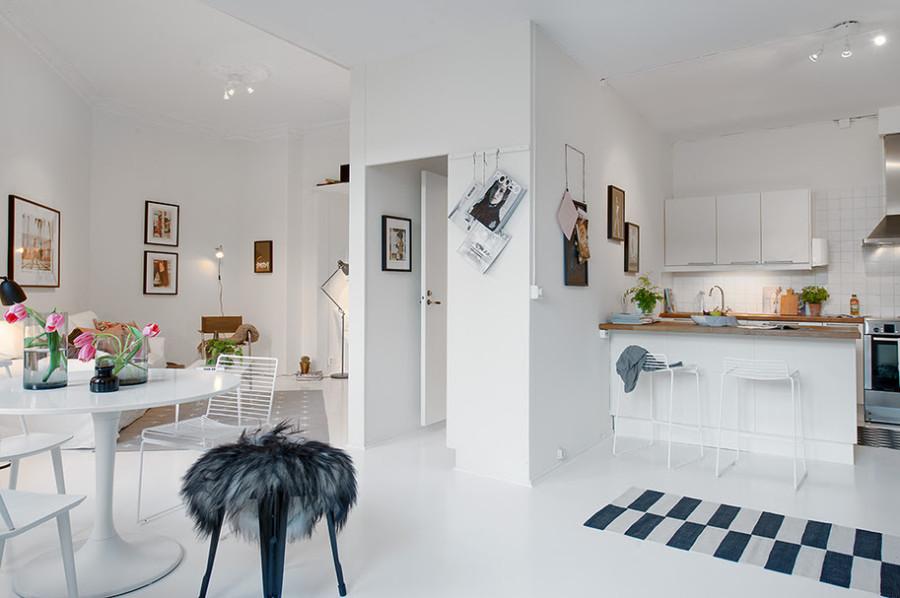 Квартира в Швеции1