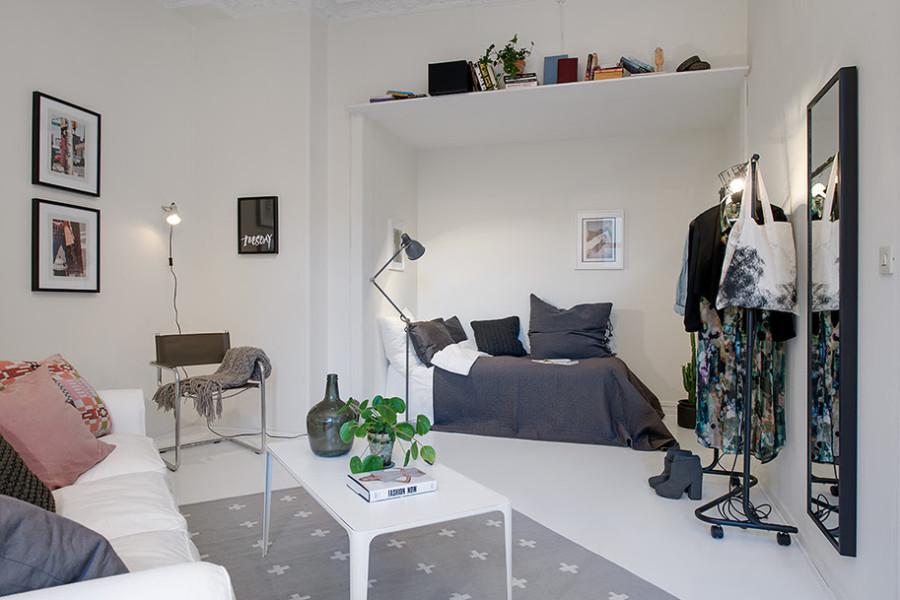 Квартира в Швеции10