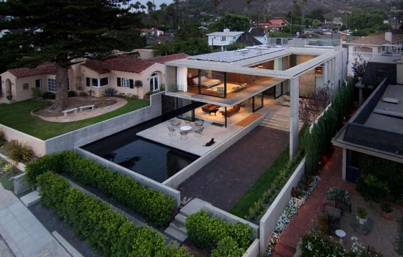 Резиденция в Сан-Диего