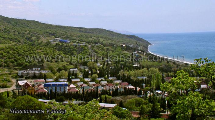 Отдых в Крыму Канака