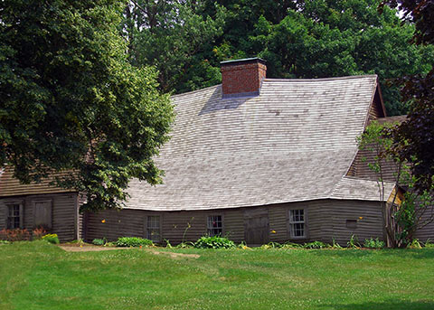 The Oldest Surviving House in the USA?: 1066andallthat