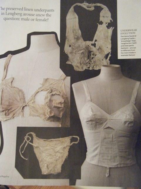 135525947 Medieval Underwear.  1066andallthat