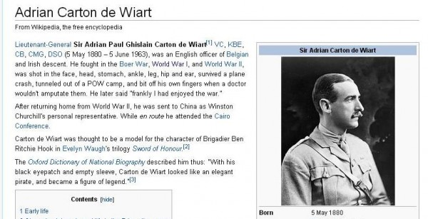 amazing wikipedia entry