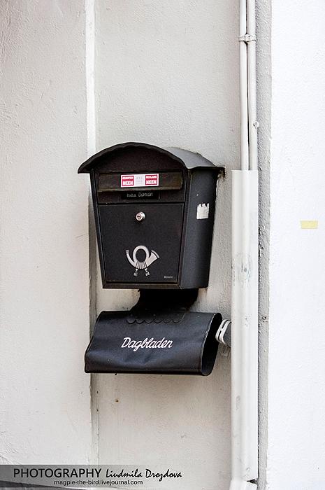 Почтовые ящики 06