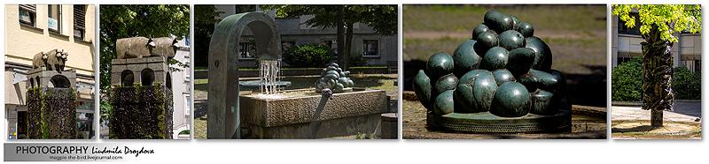 Странные-фонтаны