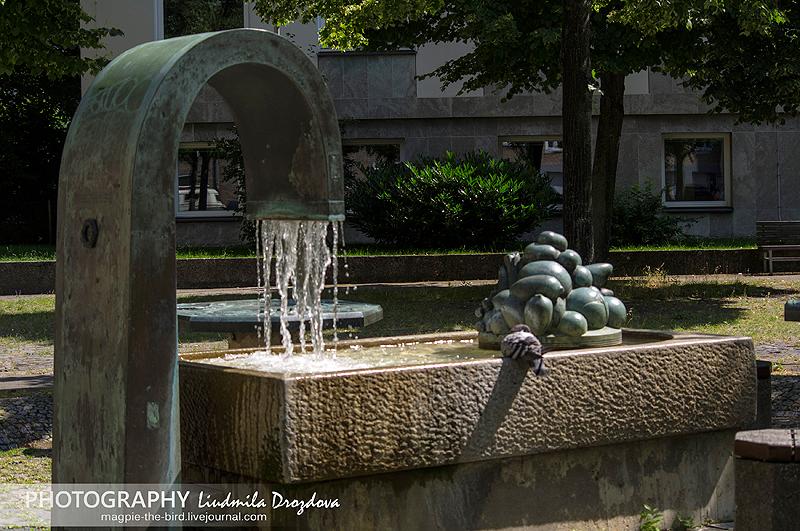 Странные фонтаны 4
