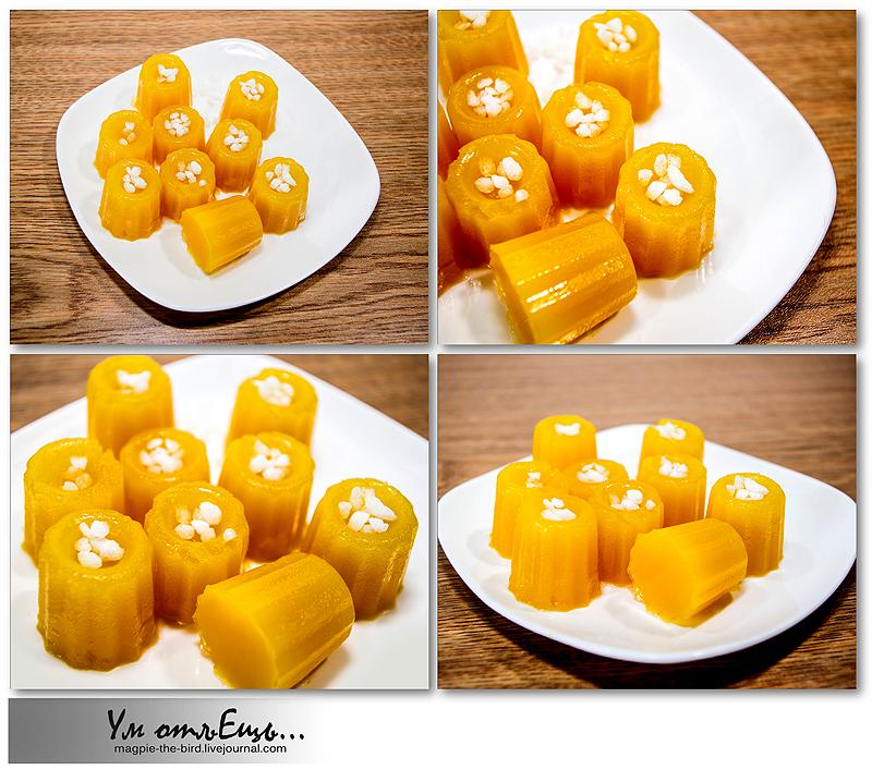 Апельсиновый-мармелад