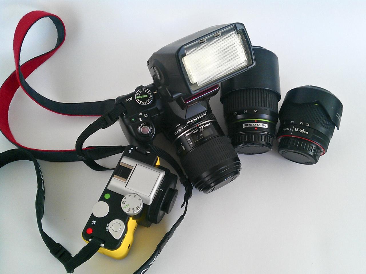 Фотоаппараты 5