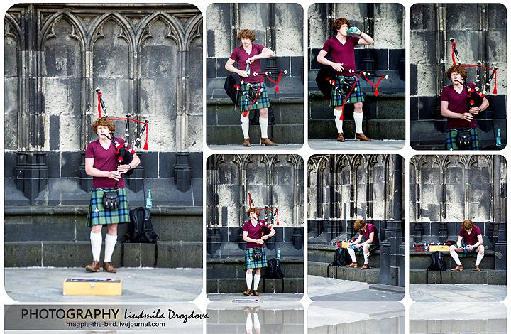 Рыжий-шотландец-в-Кельне
