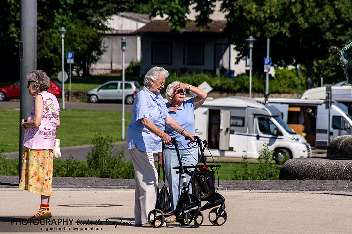 Пенсионеры-2
