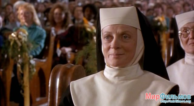 Photos from 'Sister Act' 1 & 2. - You're lesbian soul.