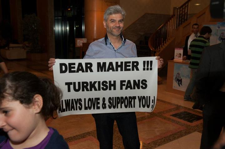 Maher Zain Turkey at the Sharjah Concert: maher_zain