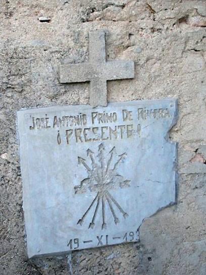 День памяти Примо де Риверы