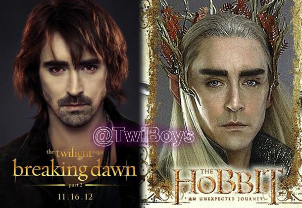 Lee Pace (Garret en #BD2) es El Rey Elfo en El Hobbit