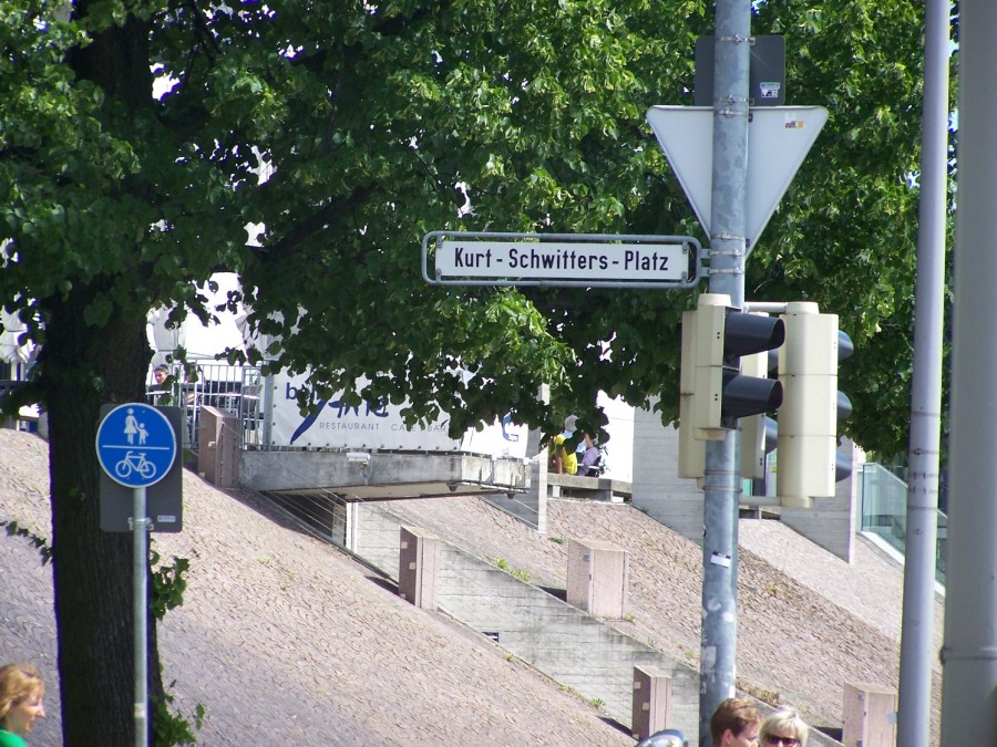 Kurt Schwitters square