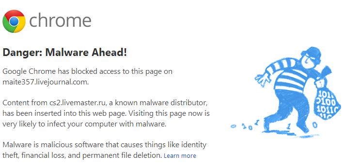 2013-12-20 08_36_35-Malware Ahead!