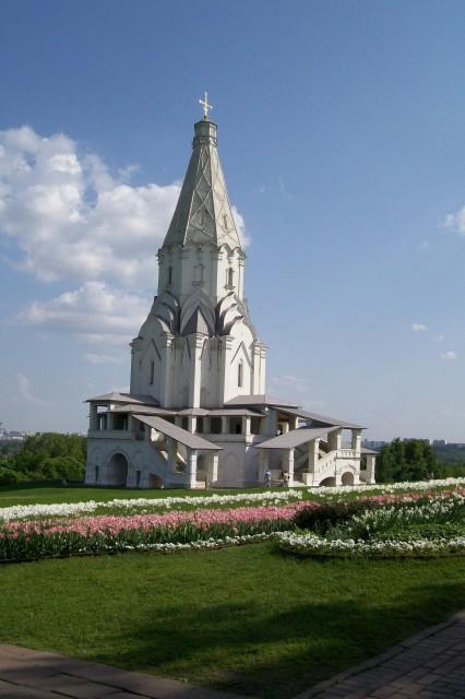 Церковь Вознесения Господня в