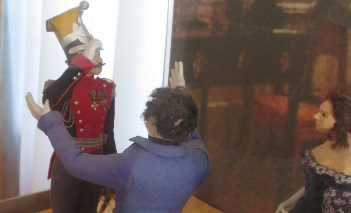 Красный прибор , желтая уланская шапка, номер 3 - тот самый Оренбургский уланский полк.