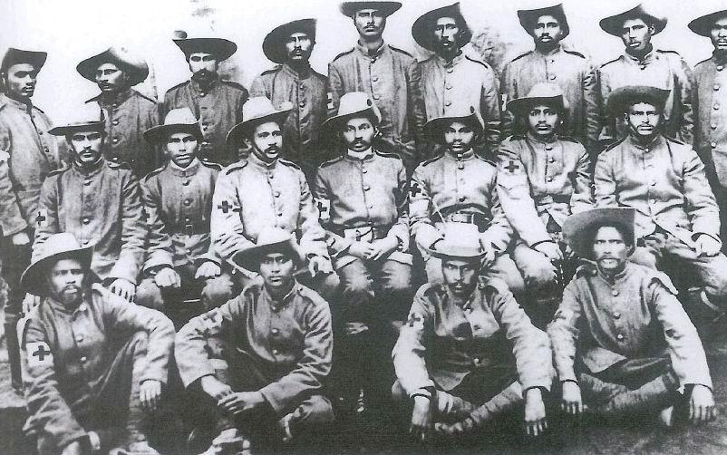 Санитары Ганди.