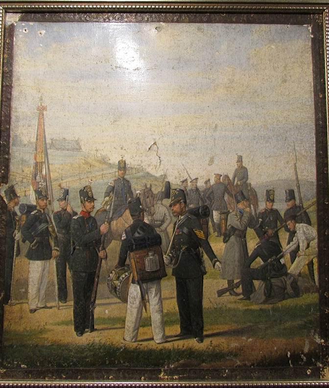 Неизвестные из Брестского музея