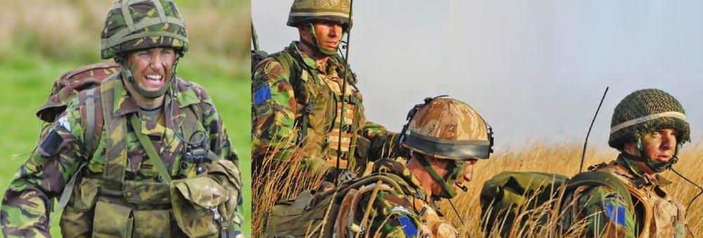 Военная мода в Британии