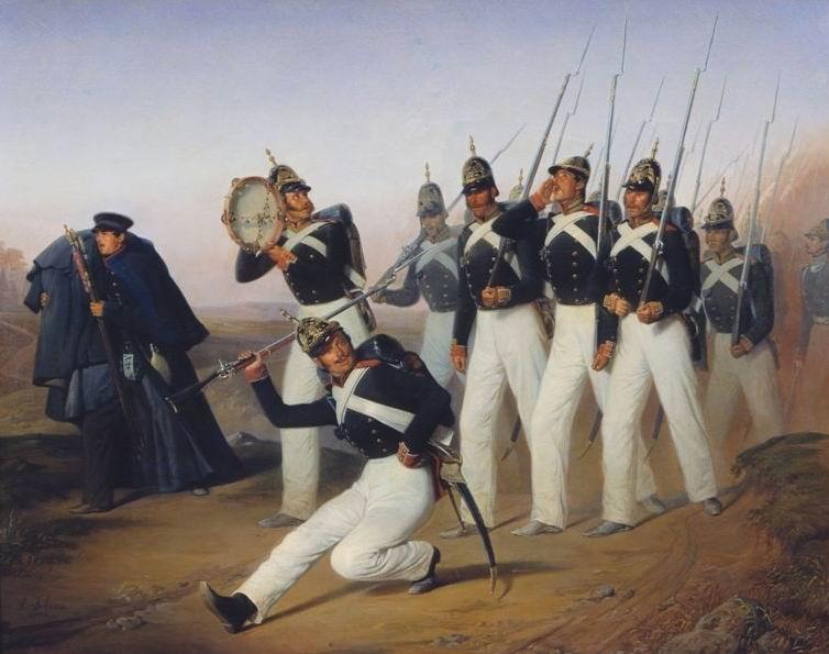 Песенники Лейб-Гвардии Семеновского полка, 1848г.