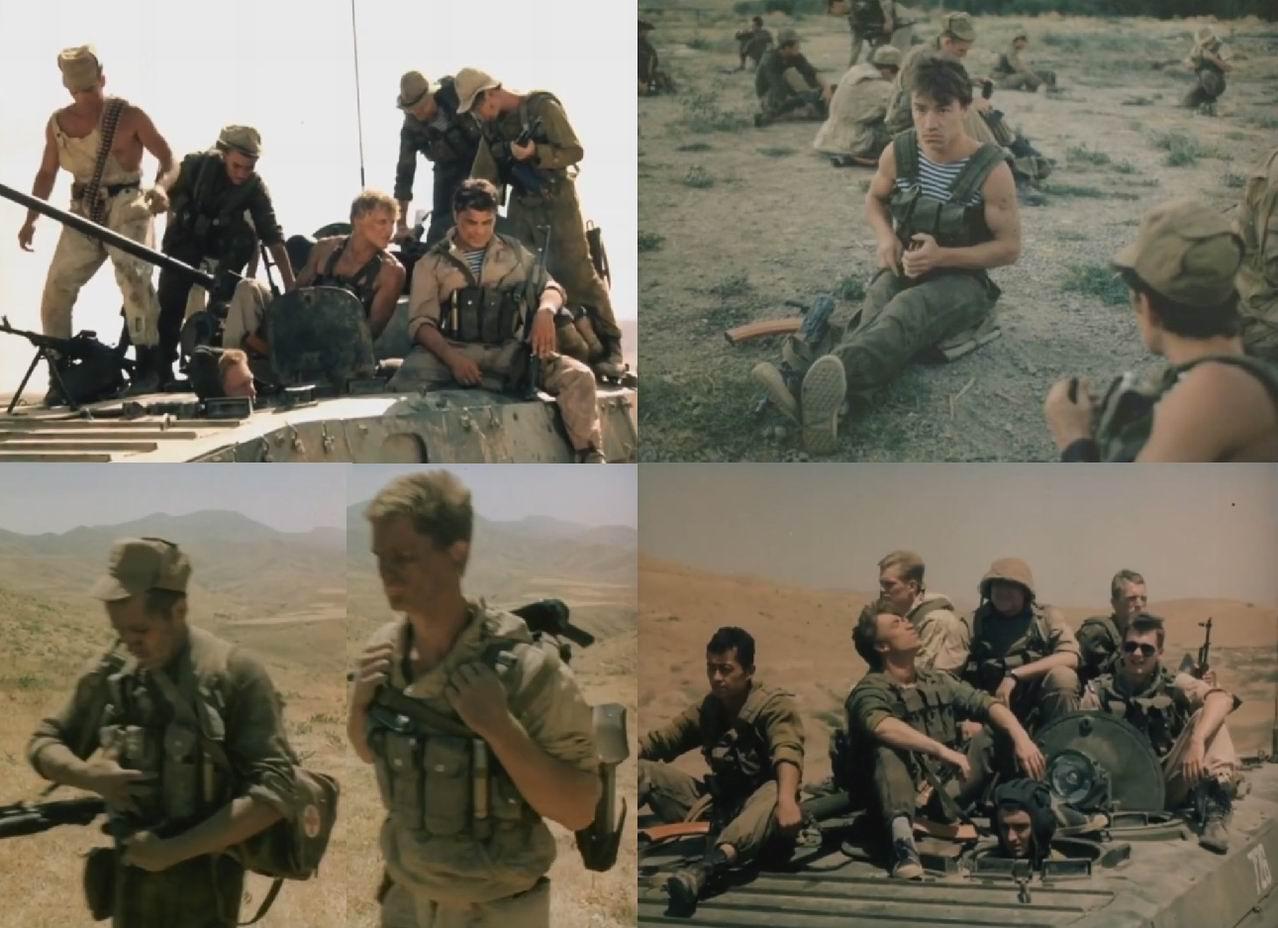 Внизу слева и у Бандуры на фото сверху - Пояса А 1986г. с открытыми кнопками.
