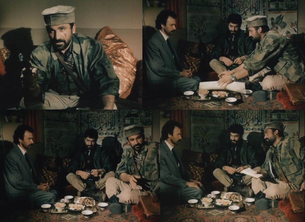 Афганский излом (1991).