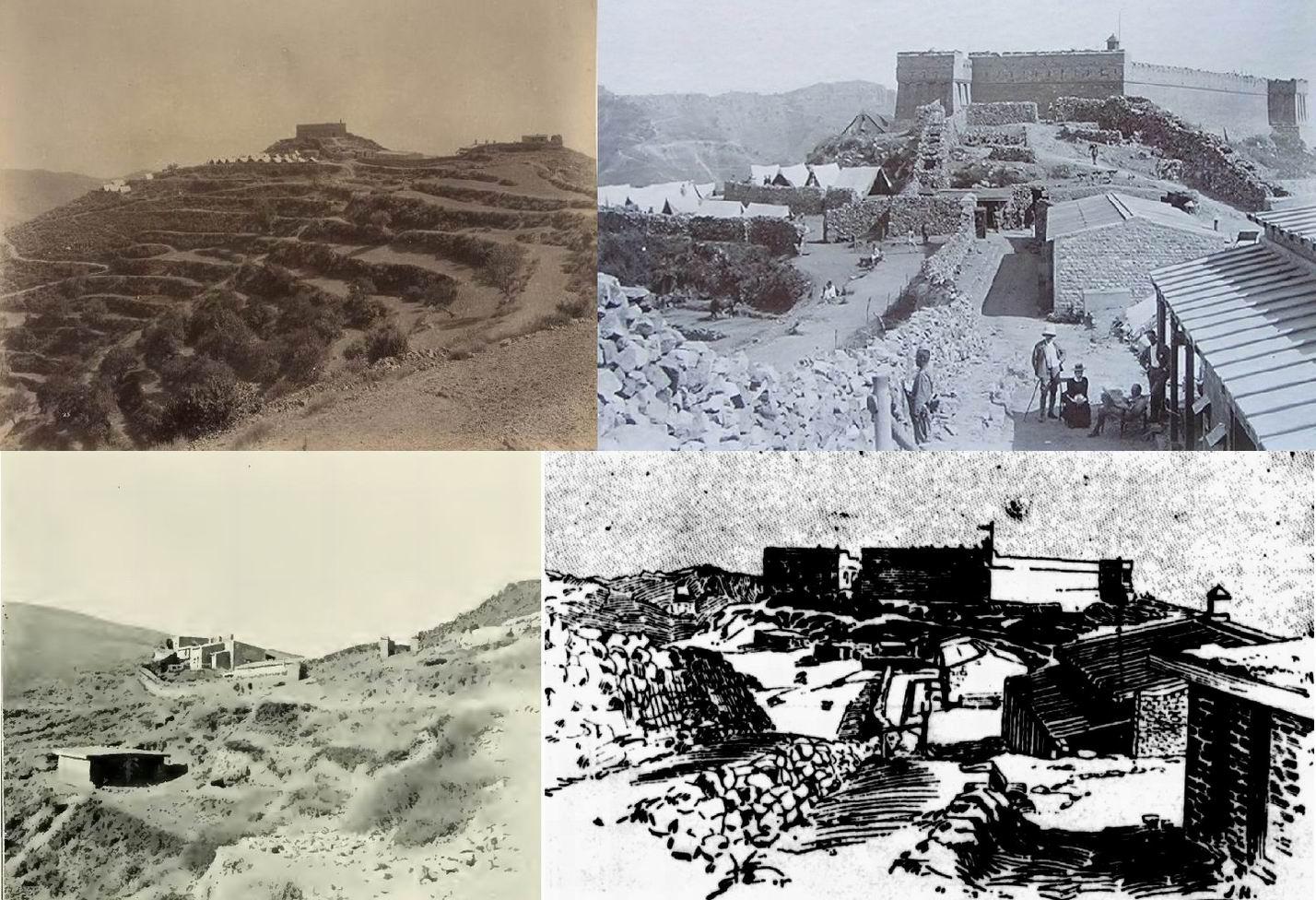 Форт Каваньяри (Гюлистан).