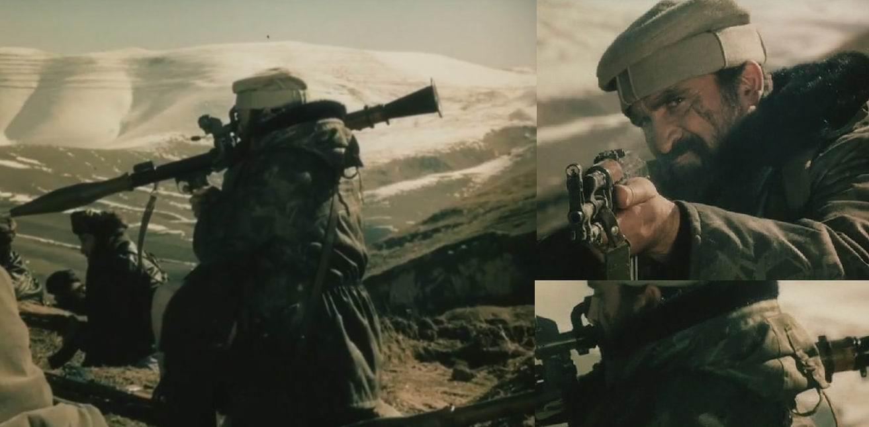 Афганский излом. Часть четвертая