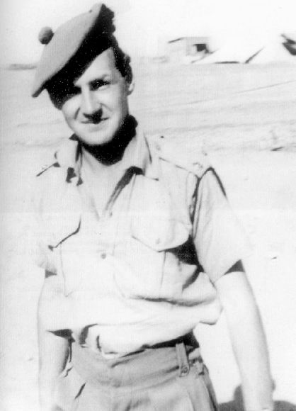 Дэвид Сазерлэнд, 1942г.