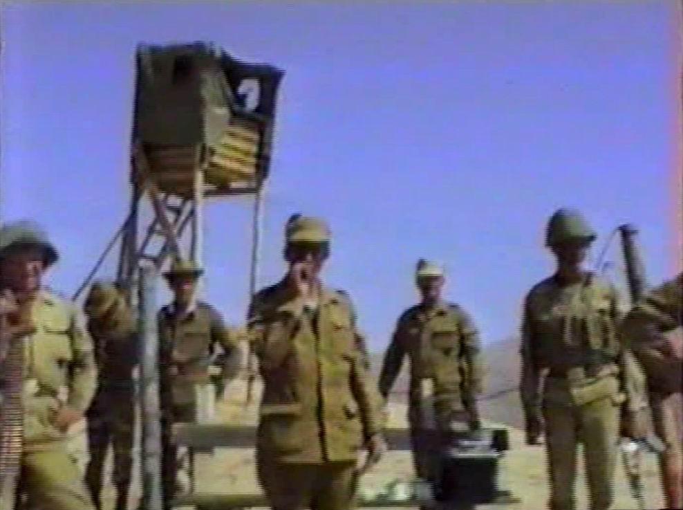 Немного униформологии Афганской войны