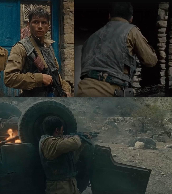 Главный герой фильма «Братство» (2019).
