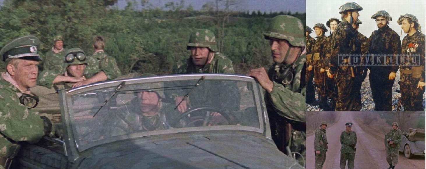 «Мерседес» уходит от погони» (1980), «Попугай говорящий на идиш» (1990)