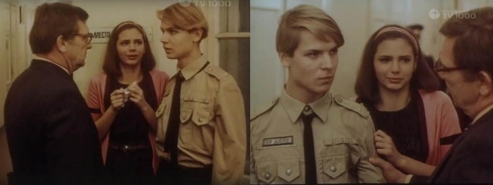 """""""Двойной капкан"""" (1985)."""