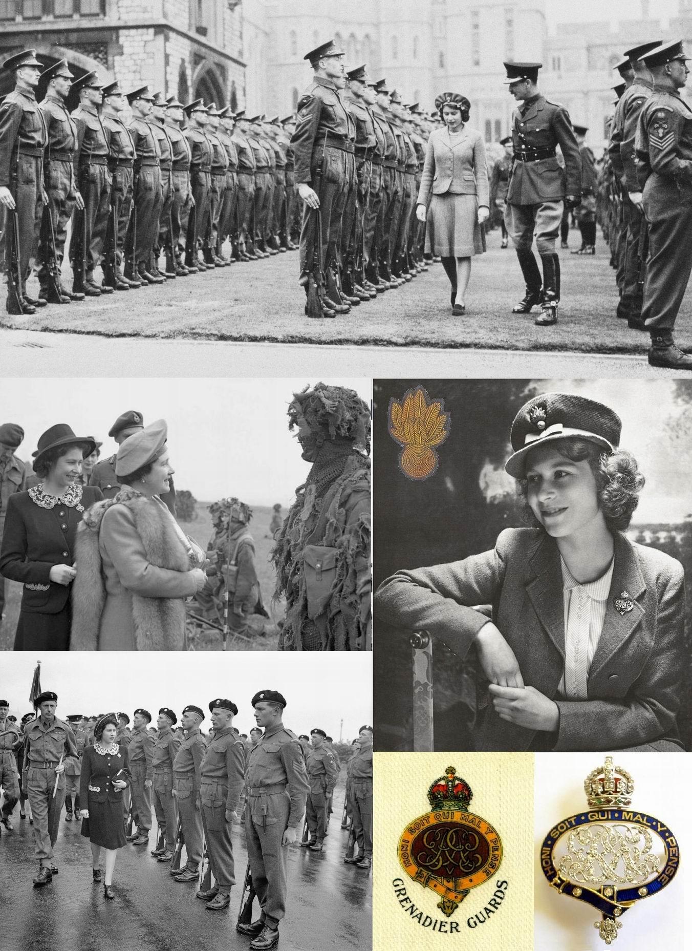 Полковник (шеф) Гвардейского гренадерского полка.