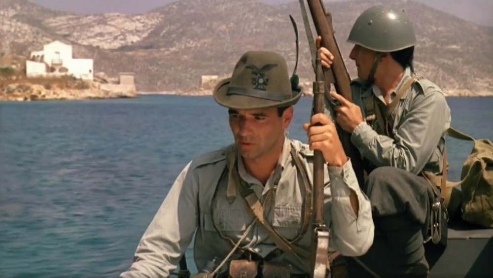 """""""Средиземное море"""" (1991)."""
