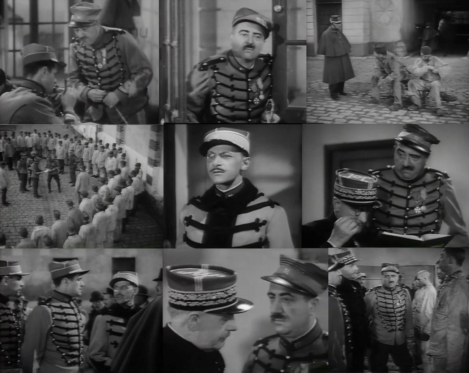 """""""Веселье в казармах"""" (1932)."""