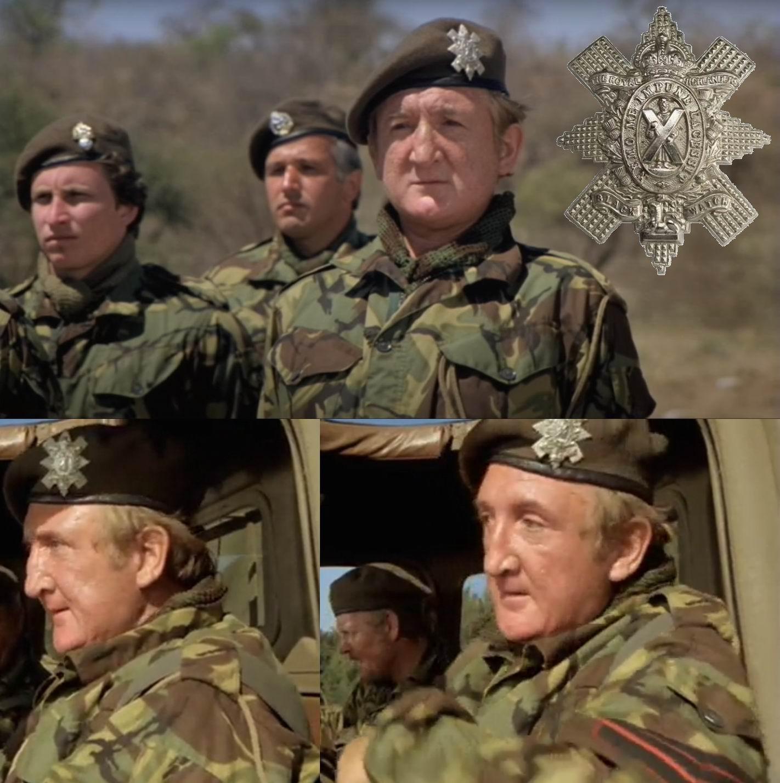 Сержант МакТаггарт, Черная Стража.