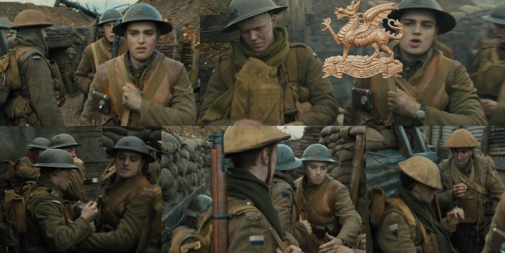 7й батальон Баффс (Восточно-Кентского) полка.