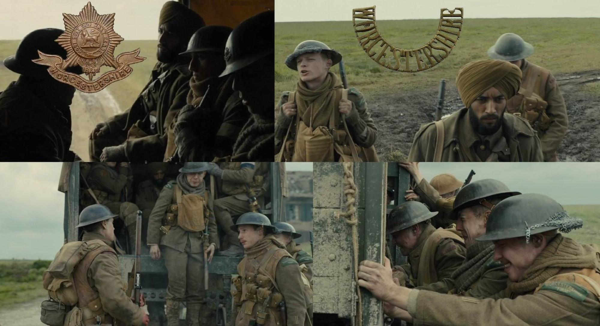 3й батальон Уорчестерширского (Вустерширского) полка.