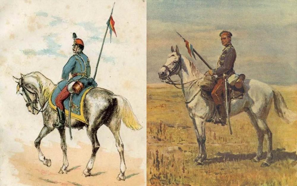 1й гусарский Сумский полк до 1882г.