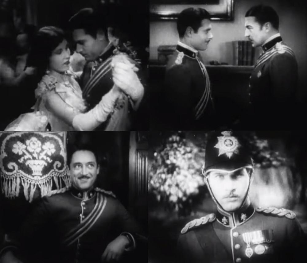 «Четыре пера» (1929).