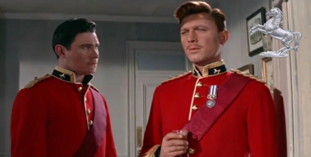 """""""Буря над Нилом"""" (1955). Расстегнутые воротники..."""