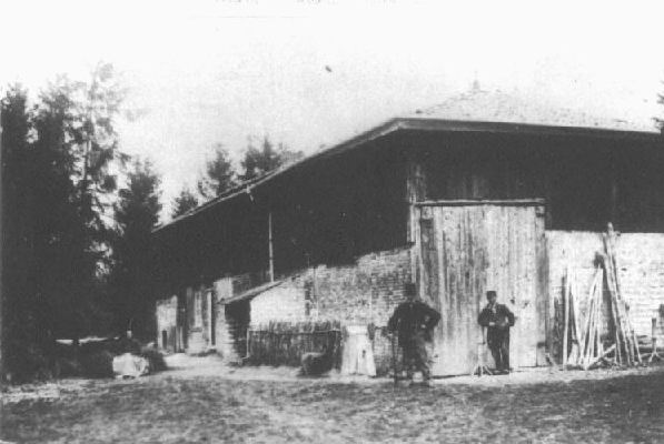 Ферма Наварин до 1914г.