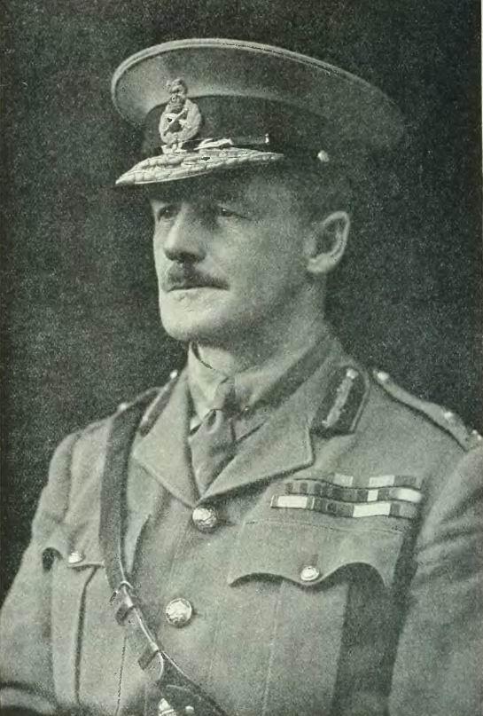 Генерал-майор Л.Ж. Болс