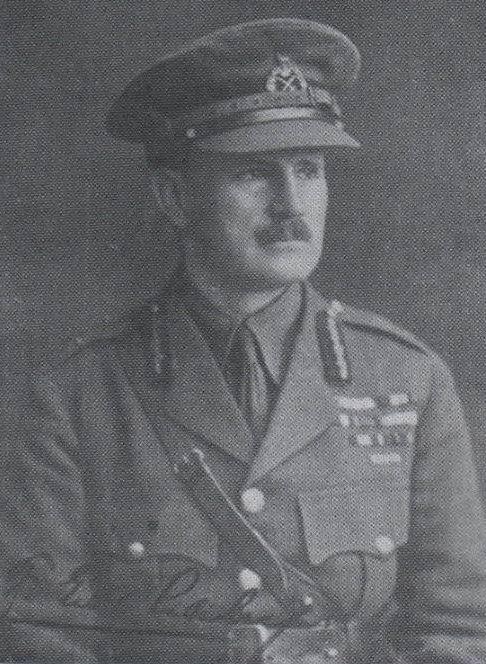 Генерал-майор Ф.Г. Энли
