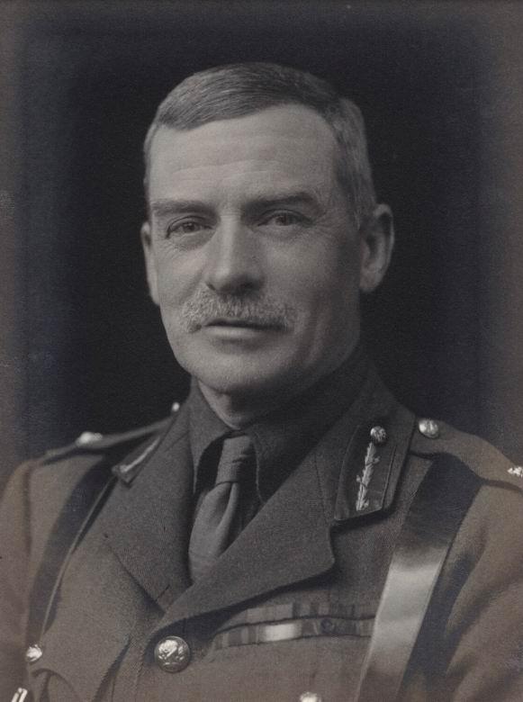 Генри Родолф Дэвис в 1919г.