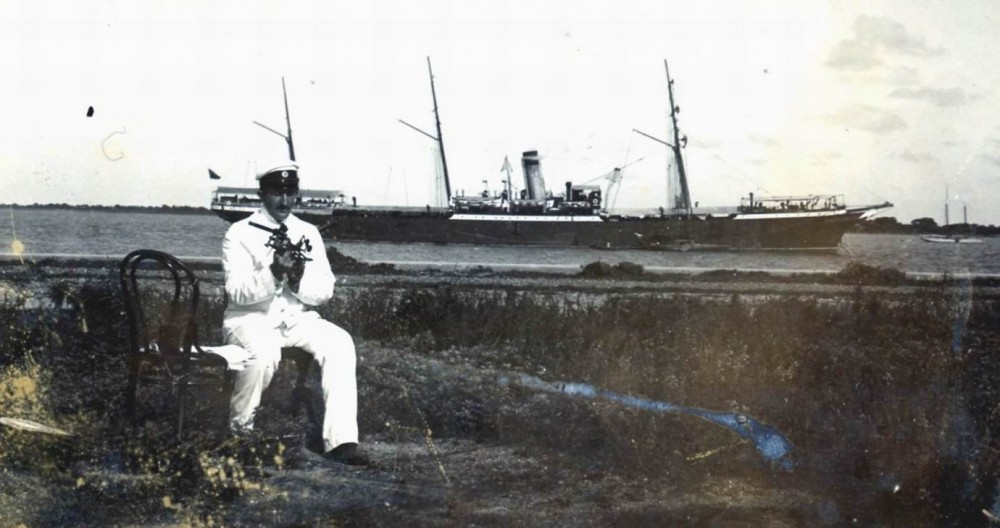 """""""Кострома"""" в 1900г."""